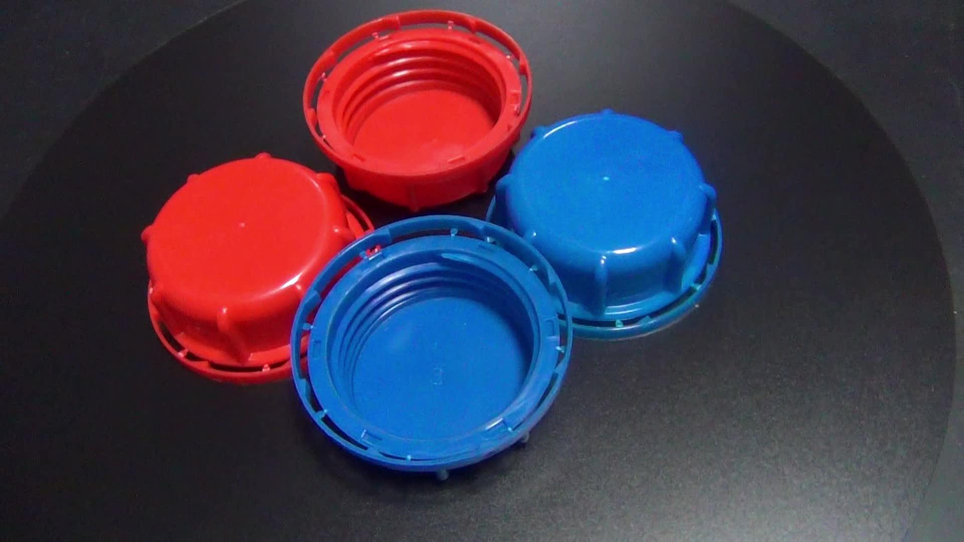 20l 25 リットル 5 ガロンプラスチックジェリー缶スクリューキャップ金型