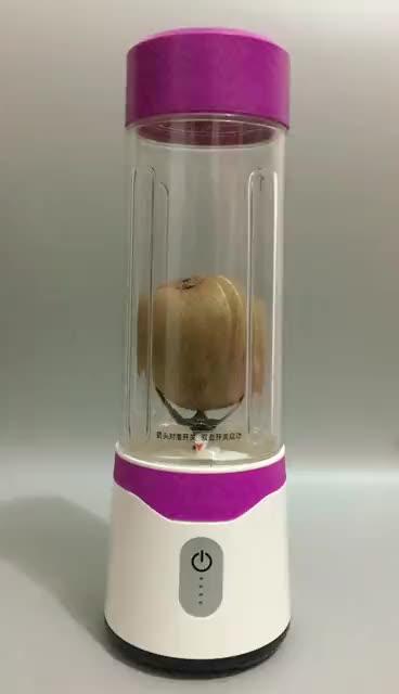 Cina Produsen Alat Dapur Listrik Portable Shaker Blender For Smoothies