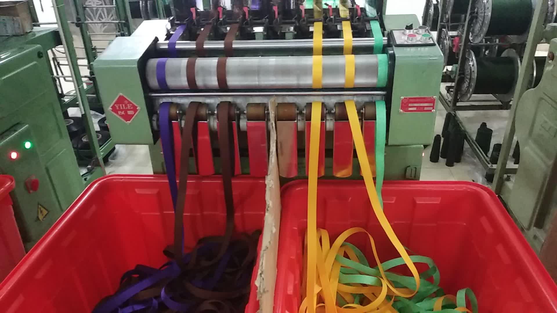 The Strap Custom Woven Black PP Tape Belt PP Webbing