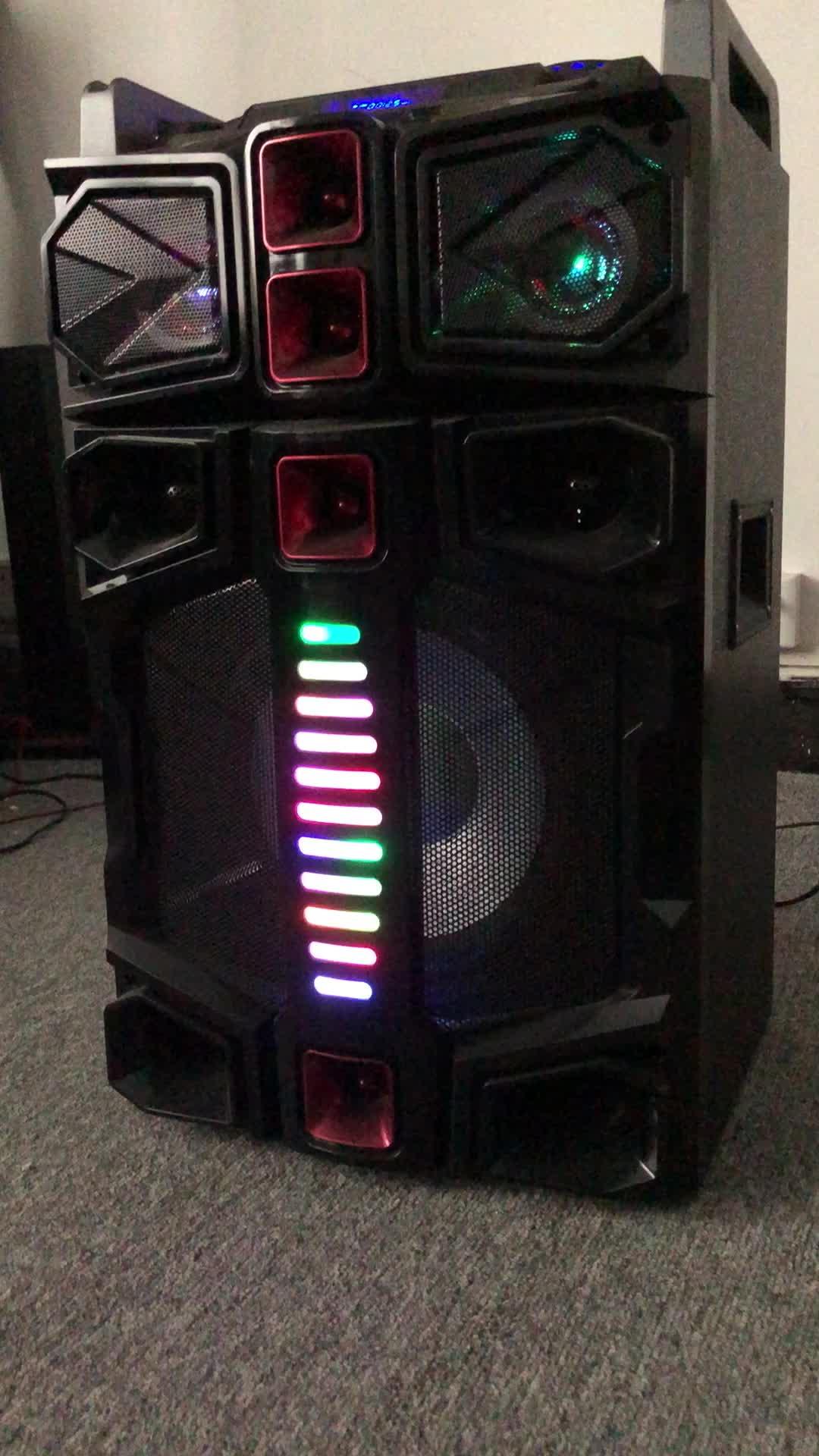 2.0 स्पीकर वायरलेस स्पीकर पेशेवर सक्रिय चरण स्पीकर ध्वनि प्रणाली