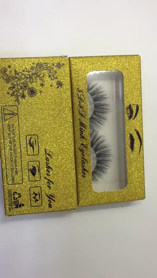 คุณภาพสูง 3D 25mm Mink ขนตาจัดส่งฟรีเพิ่มขนตากล่องสำหรับสุภาพสตรี