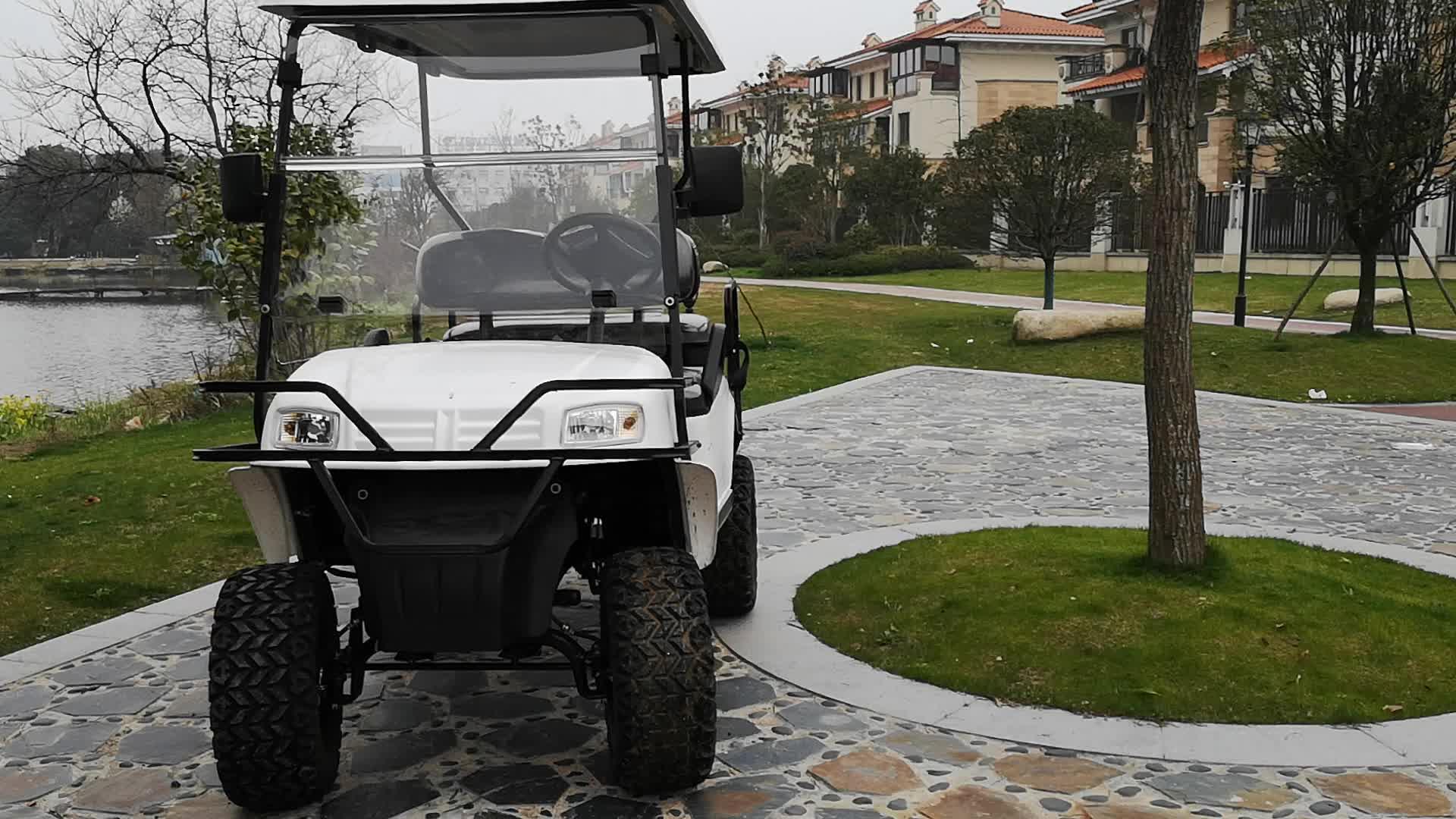 EPA 12 Inch Offroad Lốp 300cc 6 Hành Khách Cát Địa Hình Săn Bắn Khí Nhiên Liệu Golf Giỏ Hàng