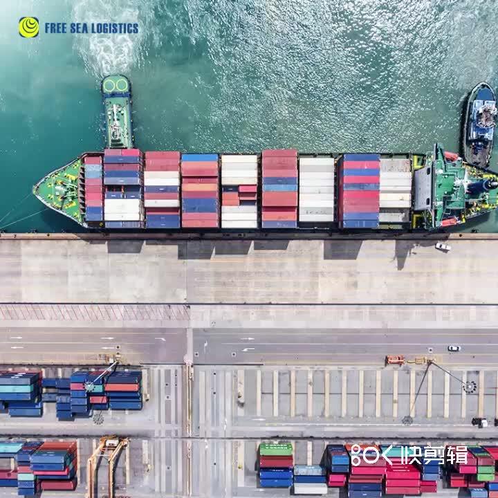 Phí Vận Chuyển Ali Từ Trung Quốc Đến Ấn Độ Pakistan Bởi Đại Lý Vận Chuyển Hàng Hóa Đường Biển Dropshipper