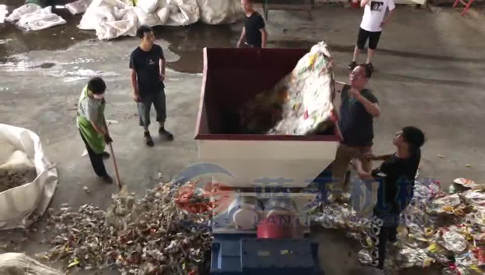 New technology and electronic pcb recycling  machine in waste management
