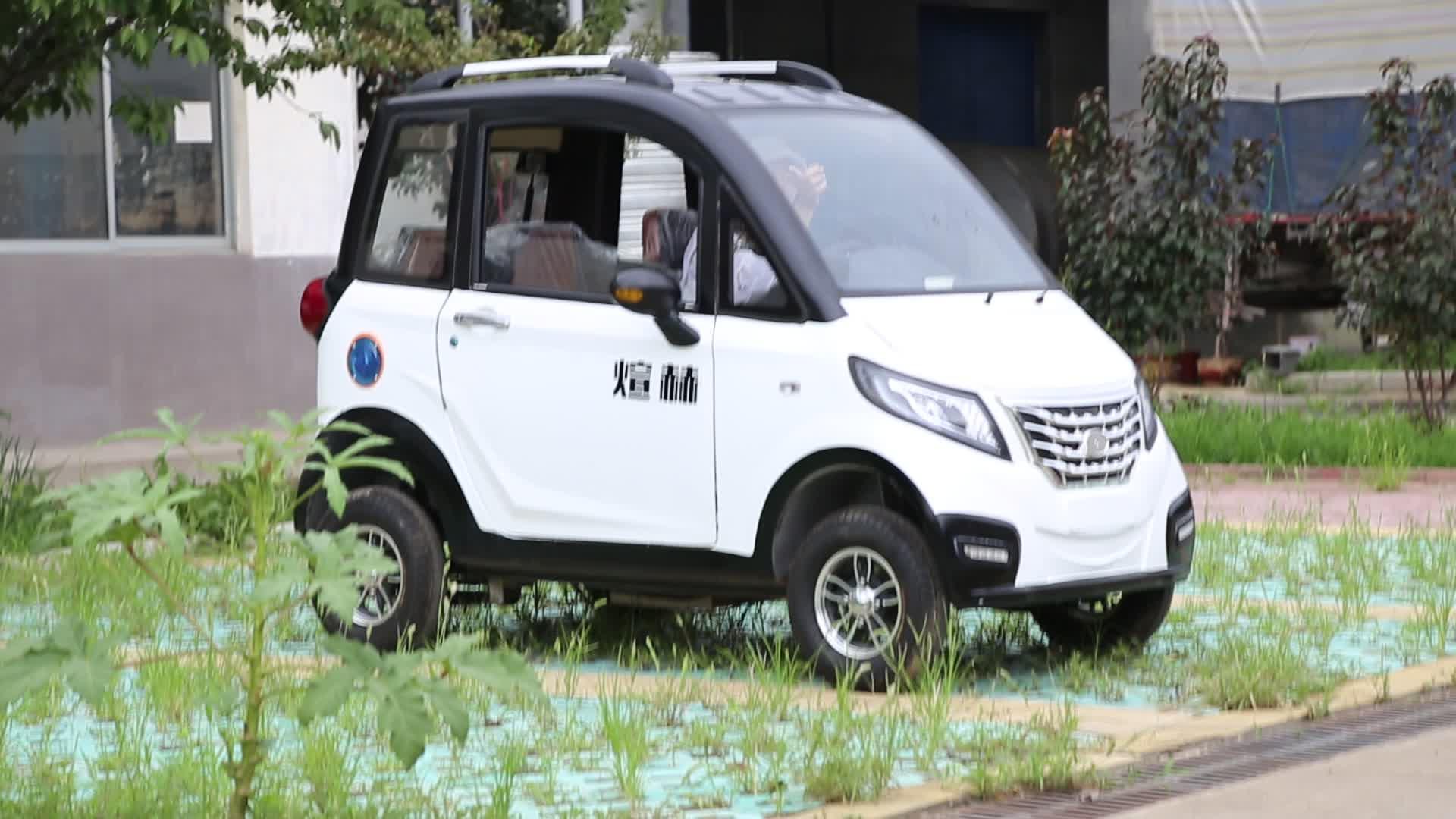 Chine Offre Spéciale pas cher prix Mini voiture électrique véhicule électrique pour adulte