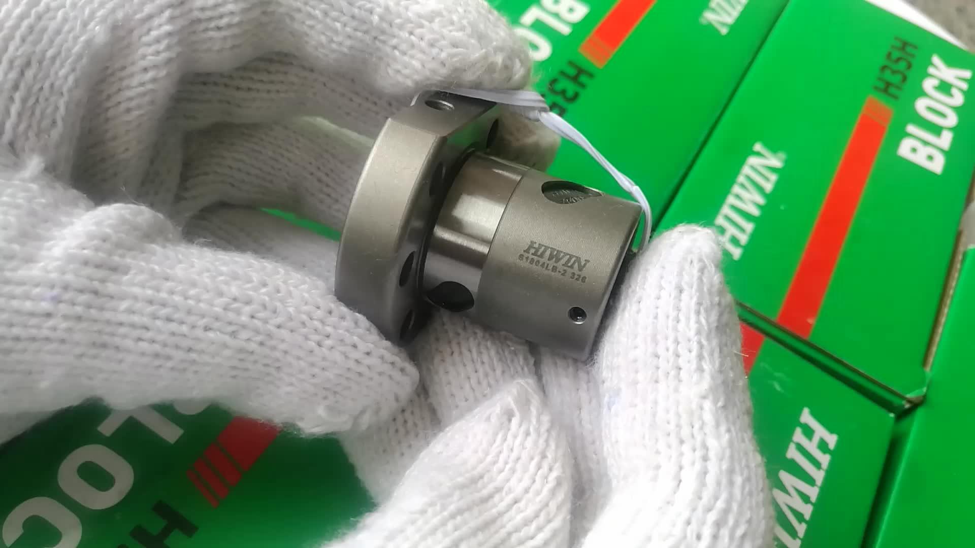 저렴한 가격 대만 HIWIN 볼 스크류 3D CNC 라우터 기계 볼 스크류