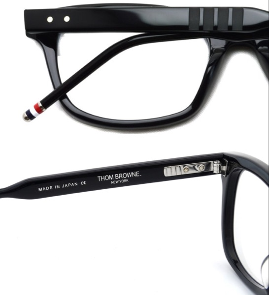 94b03c6c41b USD 1000.80  Japan direct mail purchase Thom Browne TBX-410 frames ...