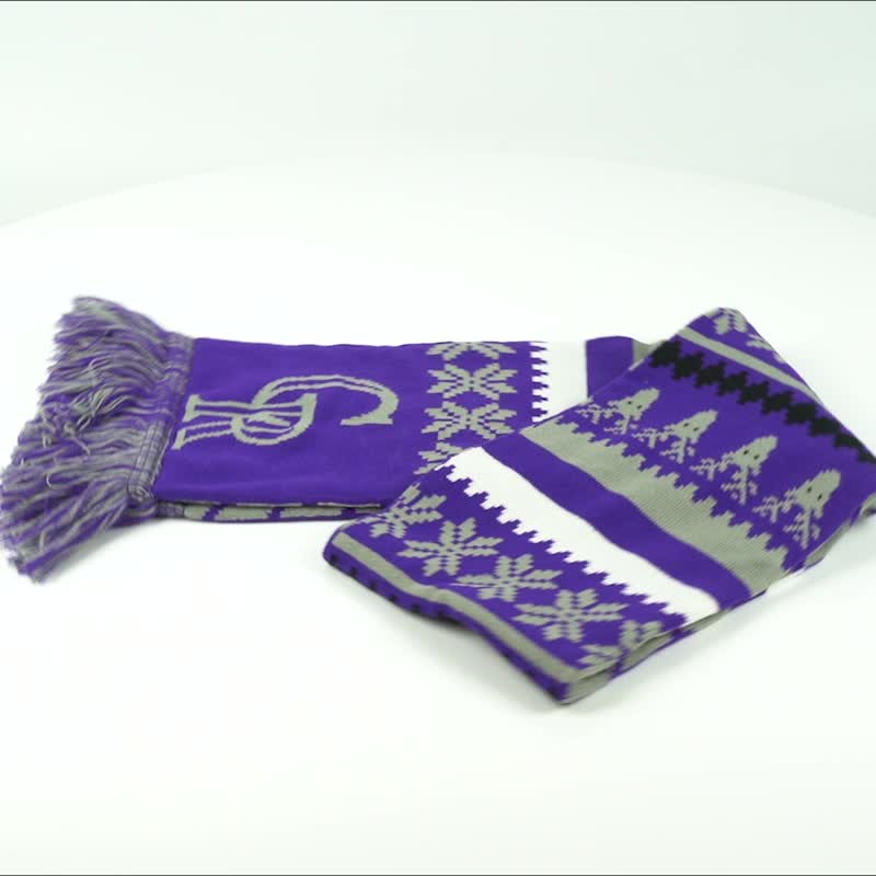 Tell me your idea  we can customized your Ethnic tourism Acrylic woven scarf  for you with you own logo