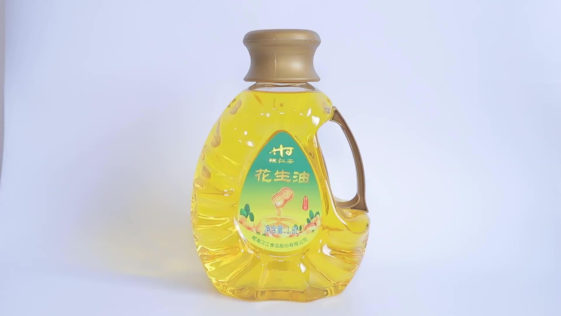 Hoge Kwaliteit Niet-gmo Pinda Eetbare Koken Olie Pinda Olie Smaak