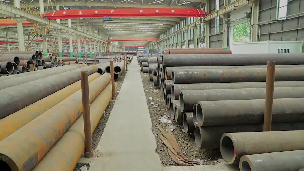 โรงงานหนาท่อไม่มีรอยต่อท่อเหล็กคาร์บอน machined หลอดเอเชียหลอด