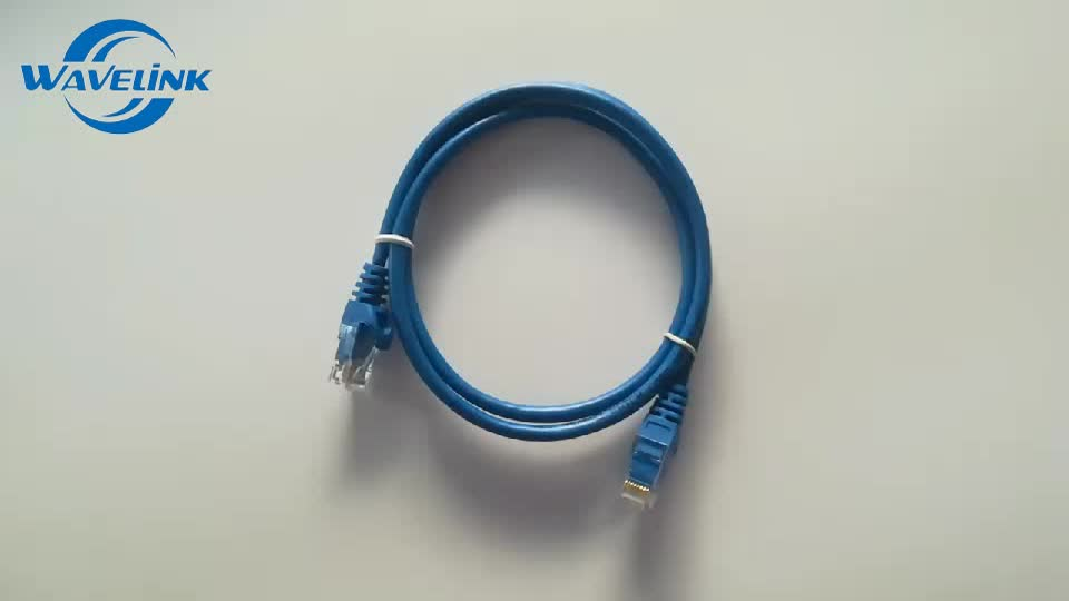 Factory Price Ethernet UTP Cat 6 Network Lan Cable