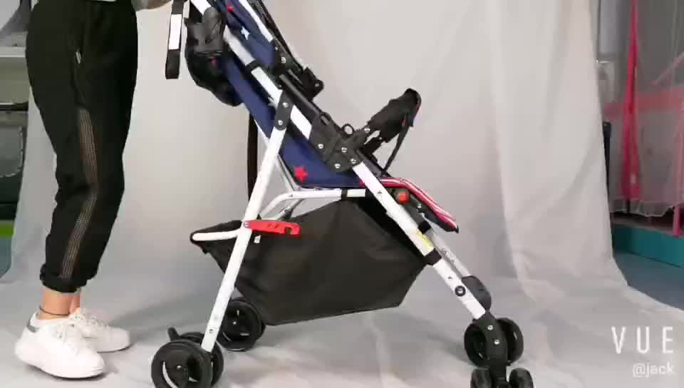 China Baby Stroller Factory Folding Baby Pushchair, Reborn Baby Folding Doll Stroller Set/