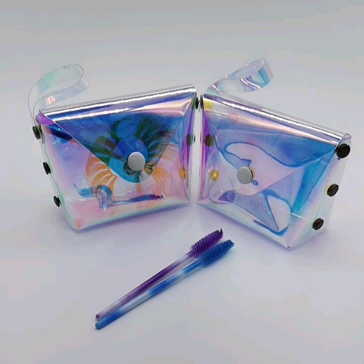 5d 27mm nerz wimpern mit pvc mode handtasche koffer lashbox boxes25mm nerz wimpern groß lasheswholesale anbieter