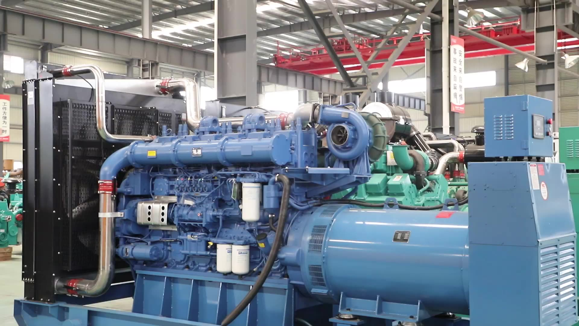 Hot sell natural gas generator 250kw  gas lpg electric generator 310kva gas factory generator