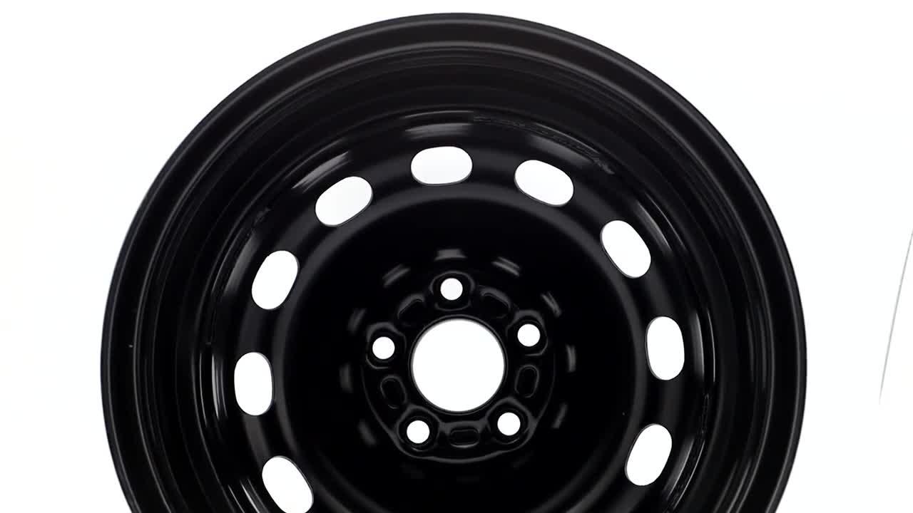 Wheelsky 564103 15x6.0 PCD 4x98 نوعية جيدة 15 بوصة الصلب عجلات للسوق الأوروبية