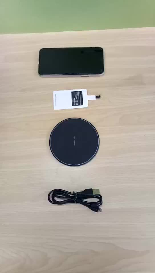 2019 China Mobile Wireless Charger Android Fast Charger