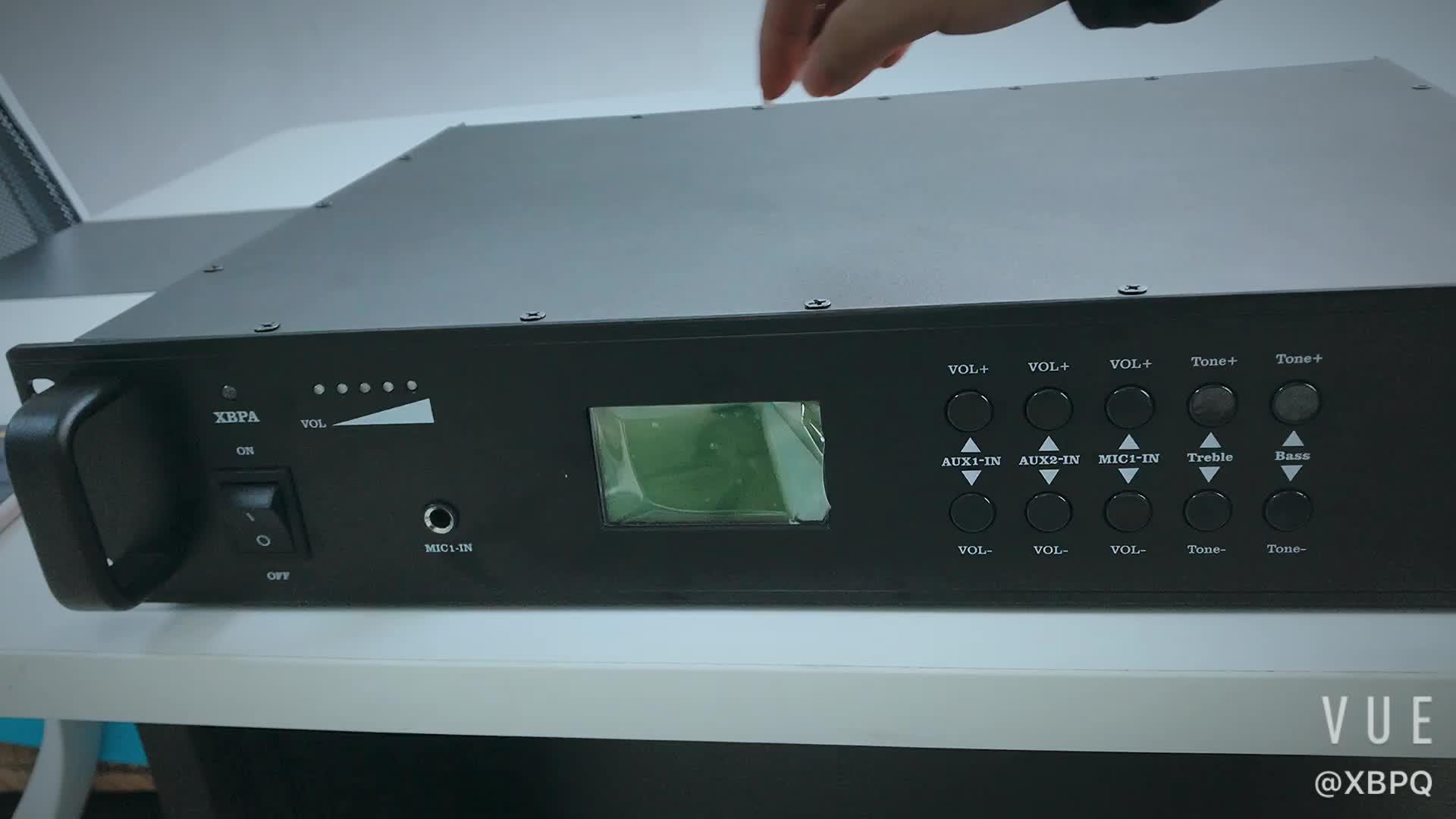 उच्च गुणवत्ता हाई-फाई पेशेवर शक्ति एम्पलीफायर ऑडियो प्रणाली शक्ति एम्पलीफायर, मिनी पावर एम्पलीफायर