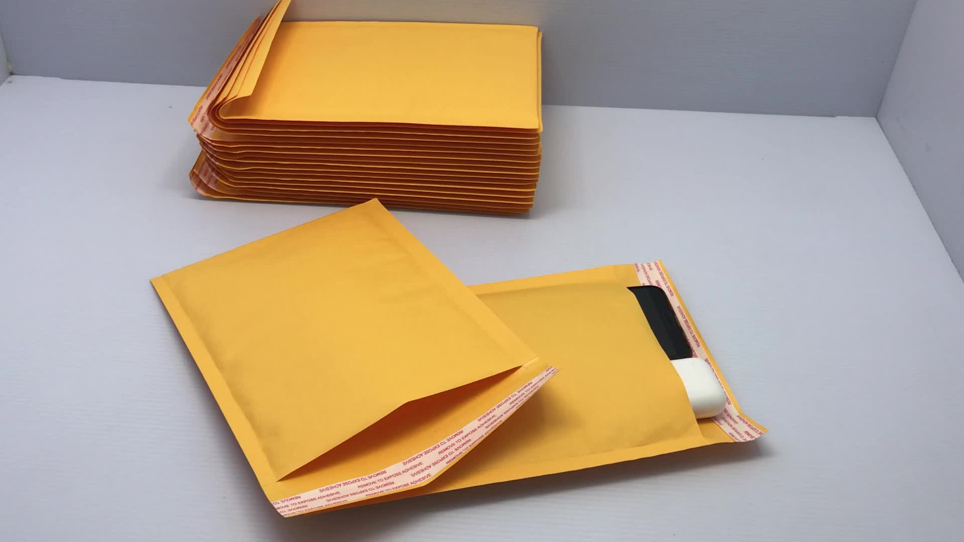 לוגו מודפס מותאם אישית/דפוס מותג פרטי תרכיז תמצית לנפץ מעטפות אריזה