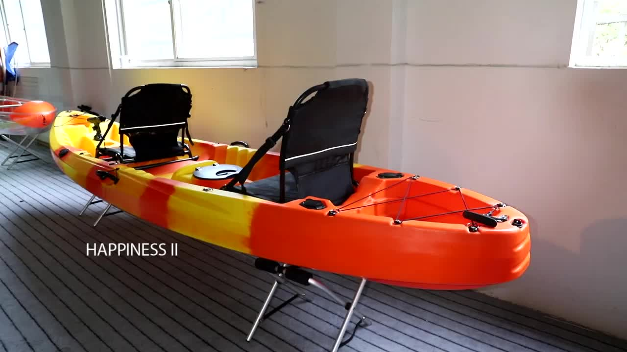 Comfortable Alum Chair Kayak Seat With Aluminum Frame
