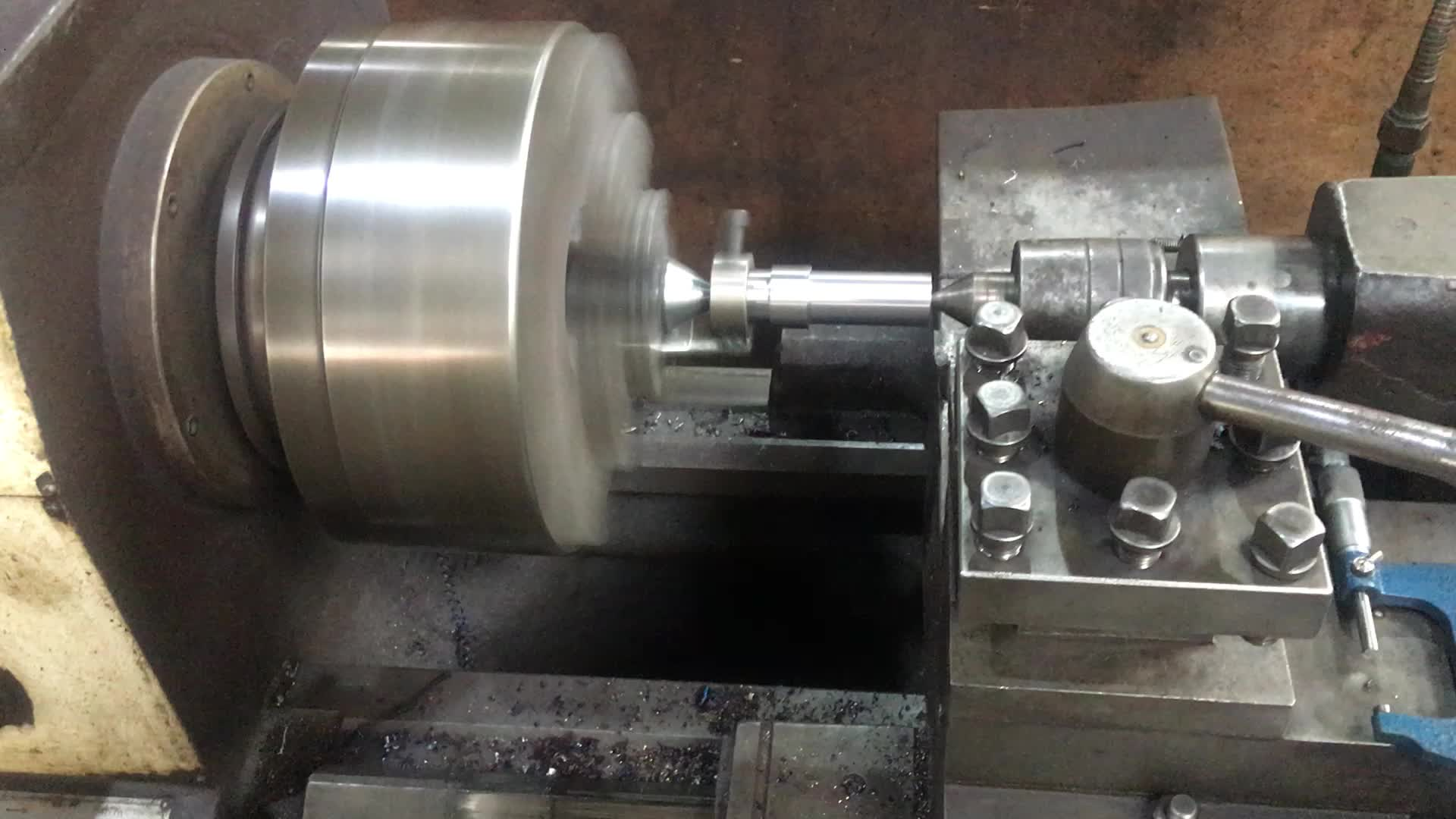 High Precision Hard Anodizing HV700 Aluminum Roller for Film Production