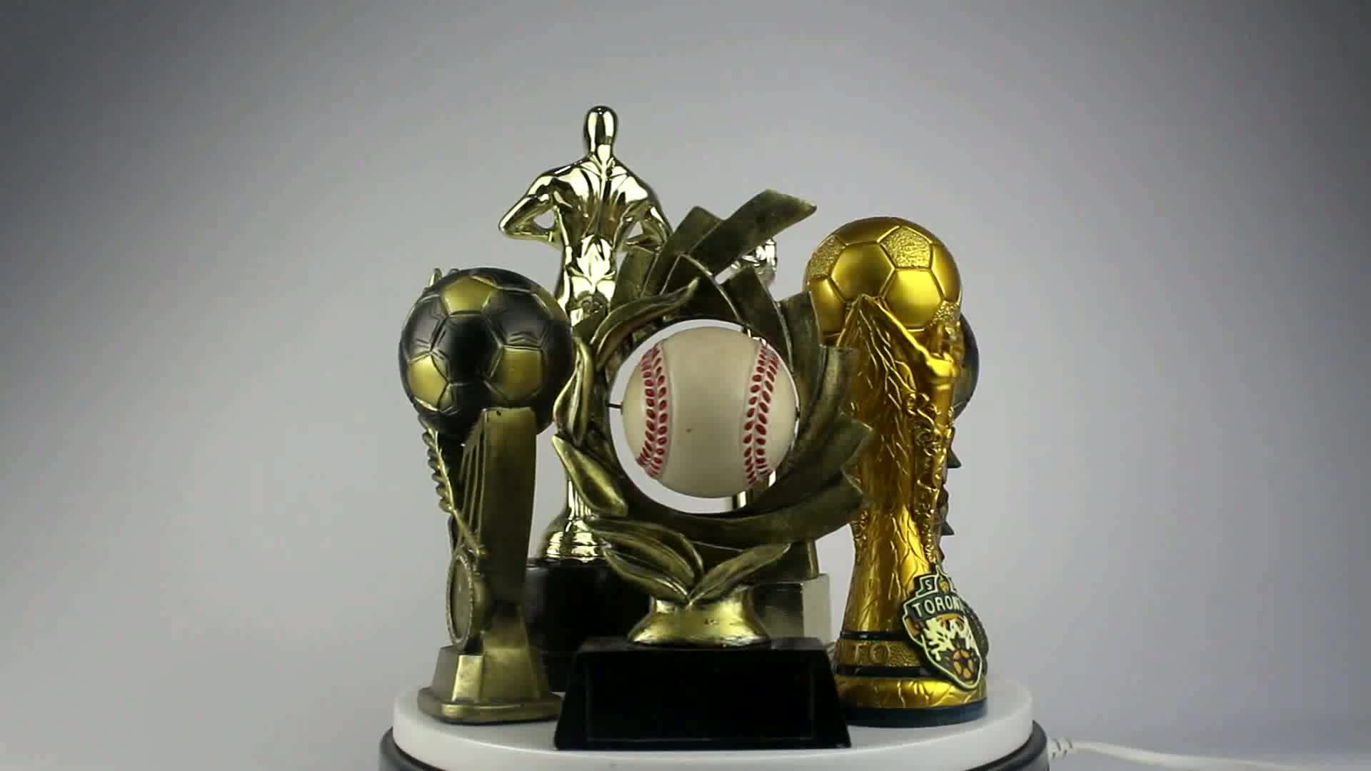 2014 harvest trophy,world cup champion glass trophy,awards