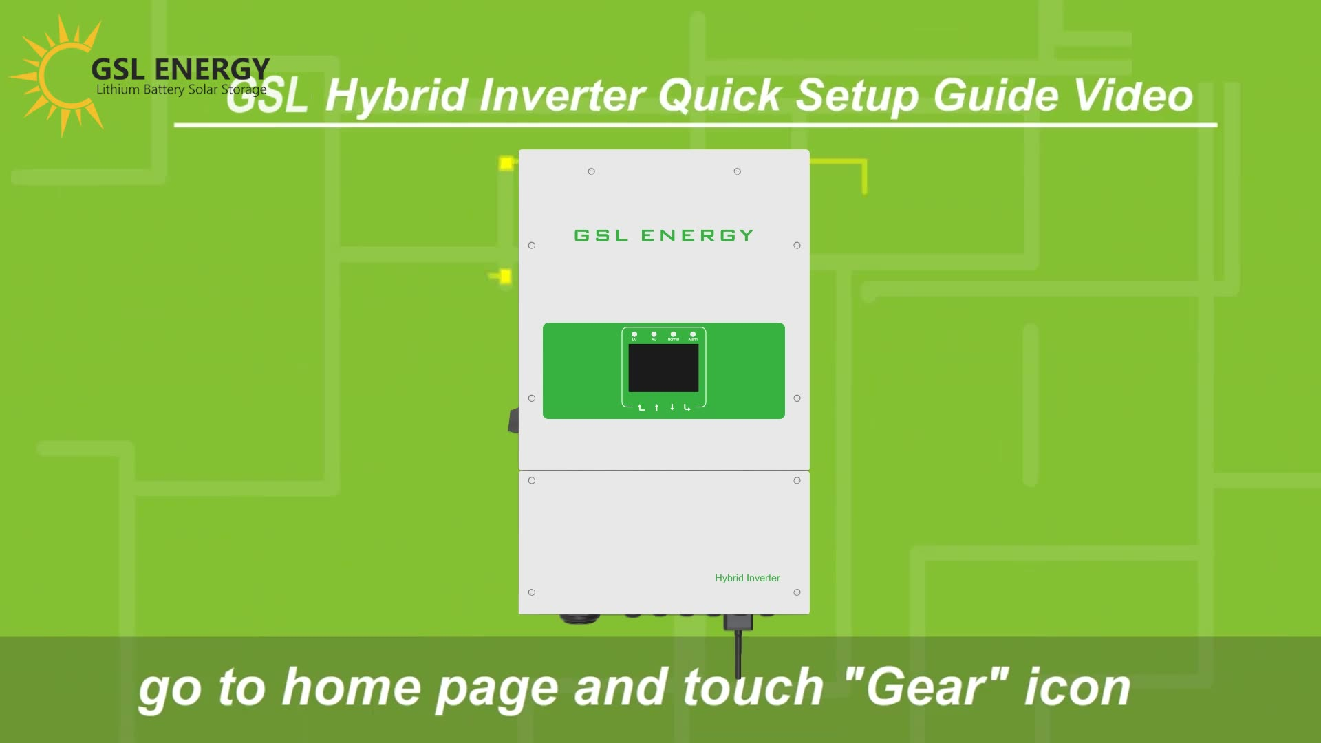 Hybrid Solar Power Inverter 3.6kw 5kw 8kw On/off Grid Tie Combined With Mppt Solar Charge Controller