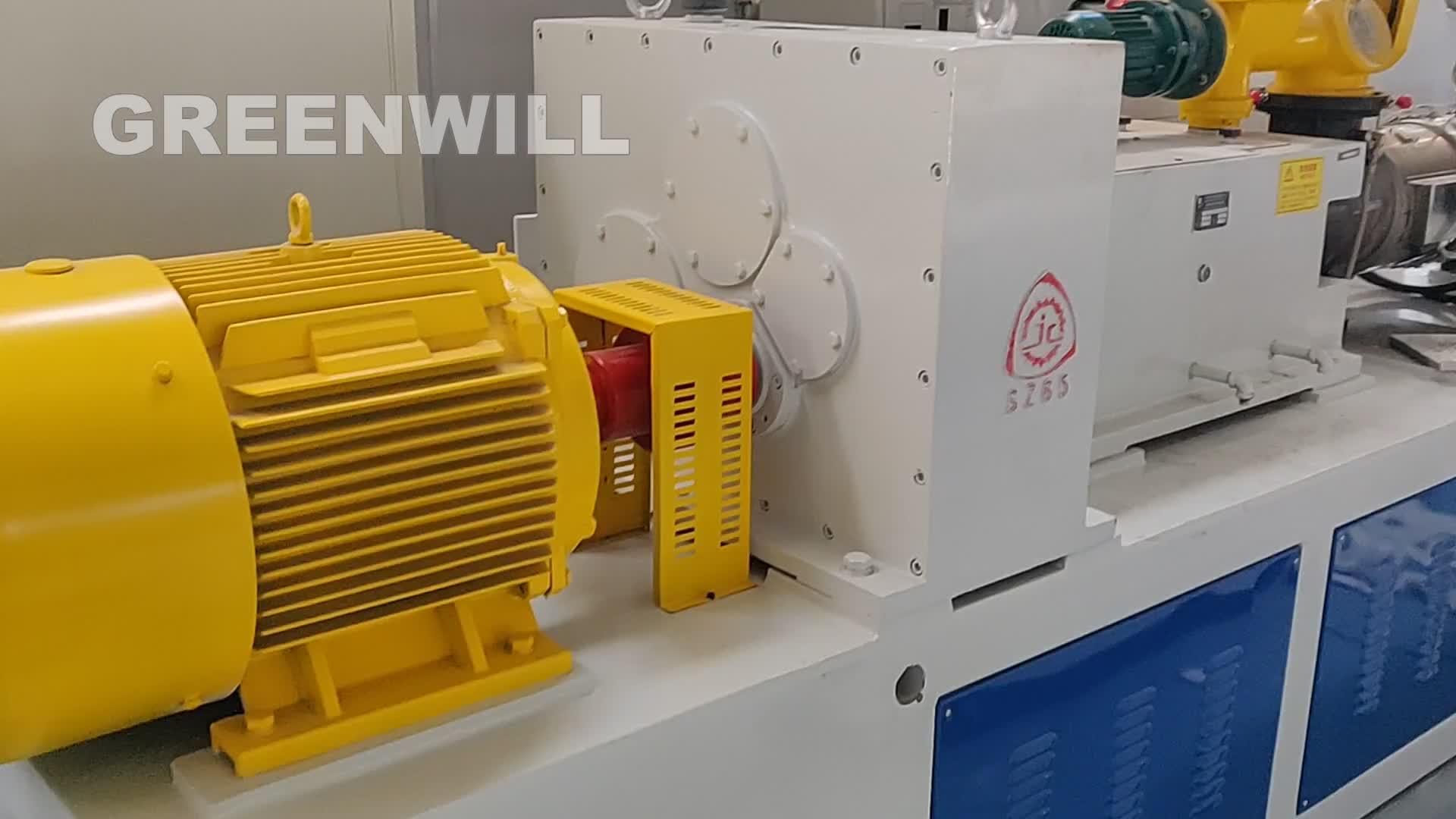 TOP fabricant de plastique PVC UPVC CPVC tuyau faisant la machine avec le meilleur prix