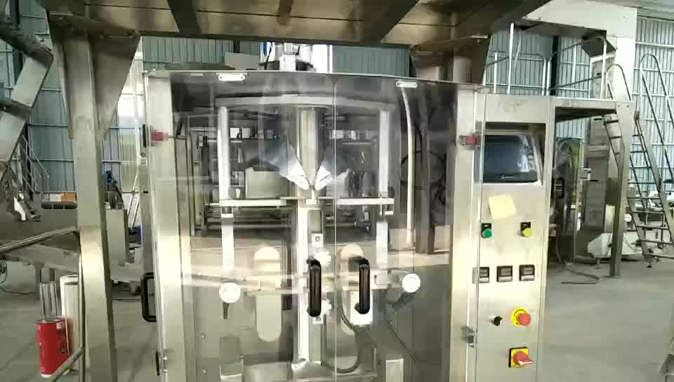 Baopack VP52B Multifunction food dates filling and packaging machines vffs bulk date stand up pouch mixture packing machine