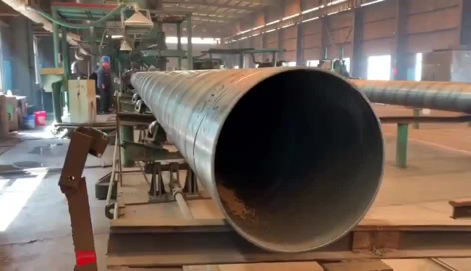 أنابيب الصلب 36 بوصة 1000 مللي متر قطر أنابيب الصلب أنبوب استنزاف القطر الكبير