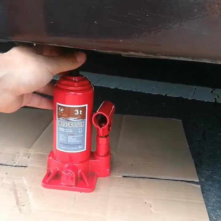 Top Qualité Voiture Prises Type et 1-10 T meilleur sele hydraulique et vérin en acier