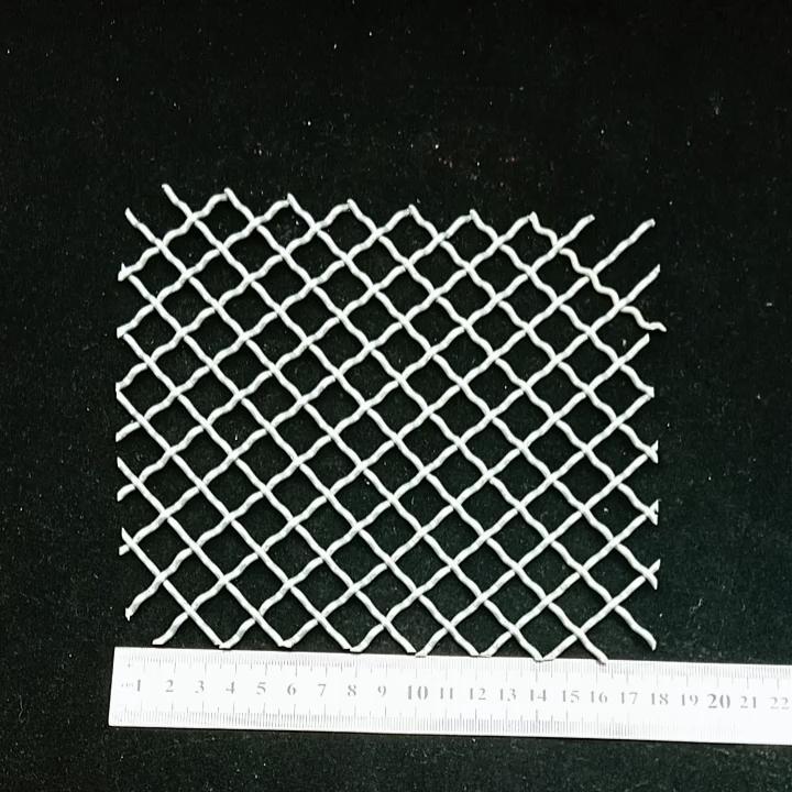 1 millimetri ultra sottile schermo quadrato 50 micron in acciaio inossidabile ss pressare rete metallica tessuta