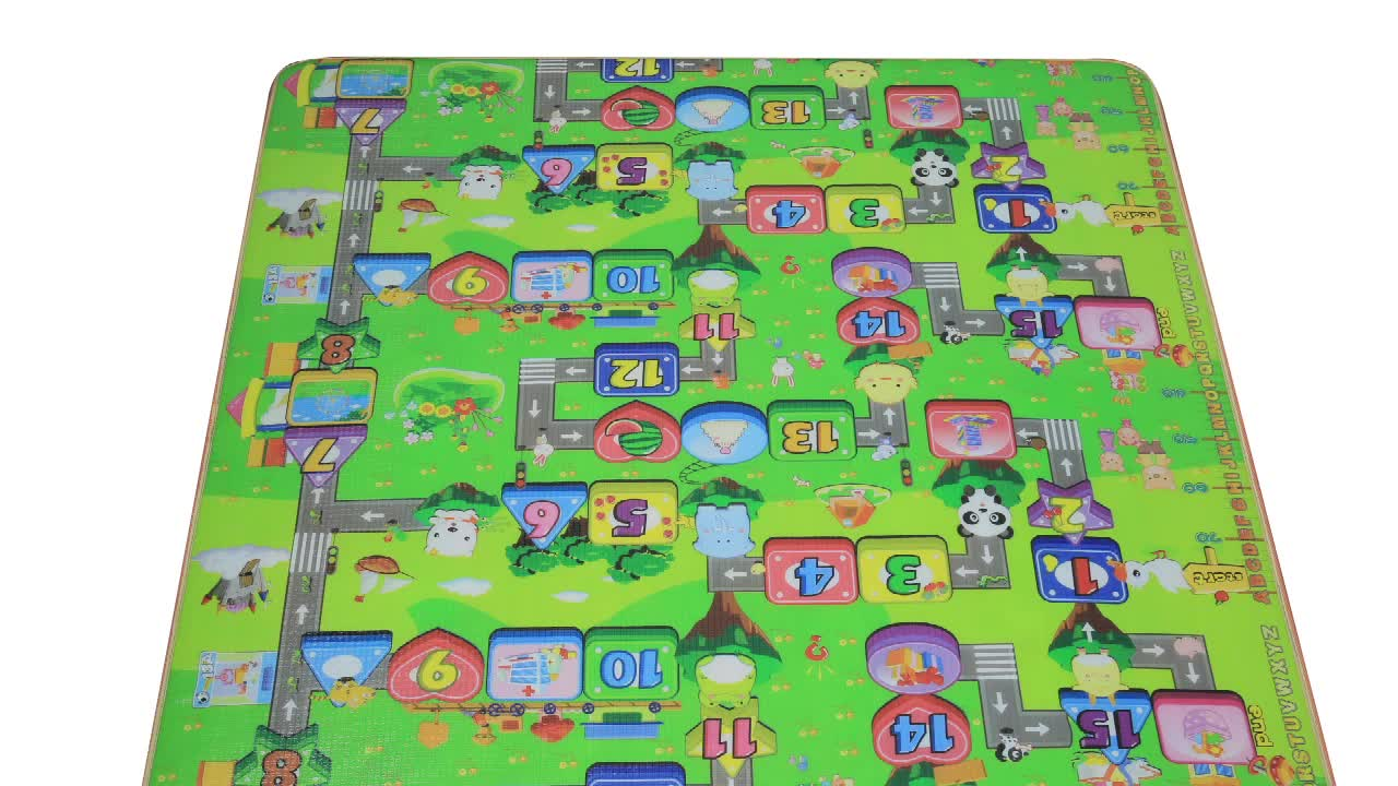 Eco friendly XPE Folding Baby Play Mat