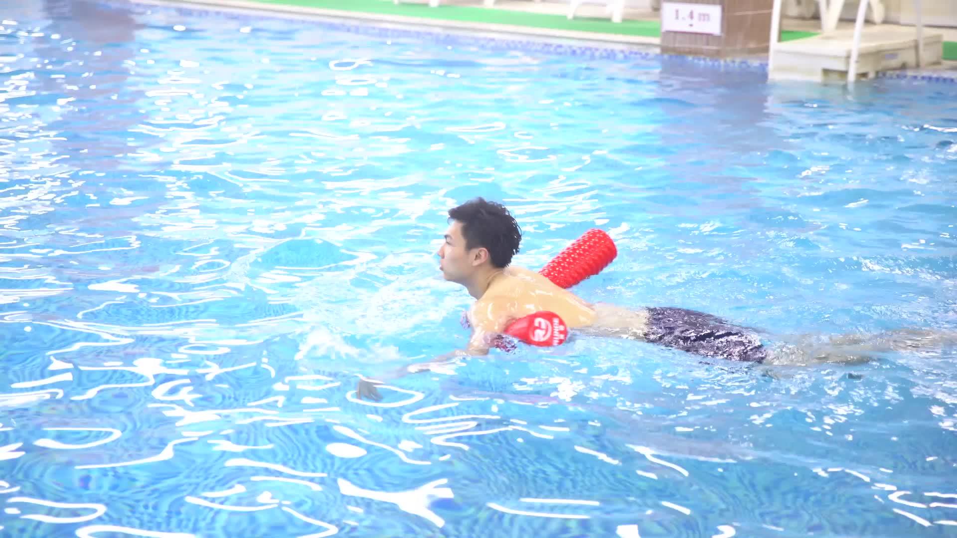 NBR espuma de macarrão piscina flutuante para piscinas De Água personalizada