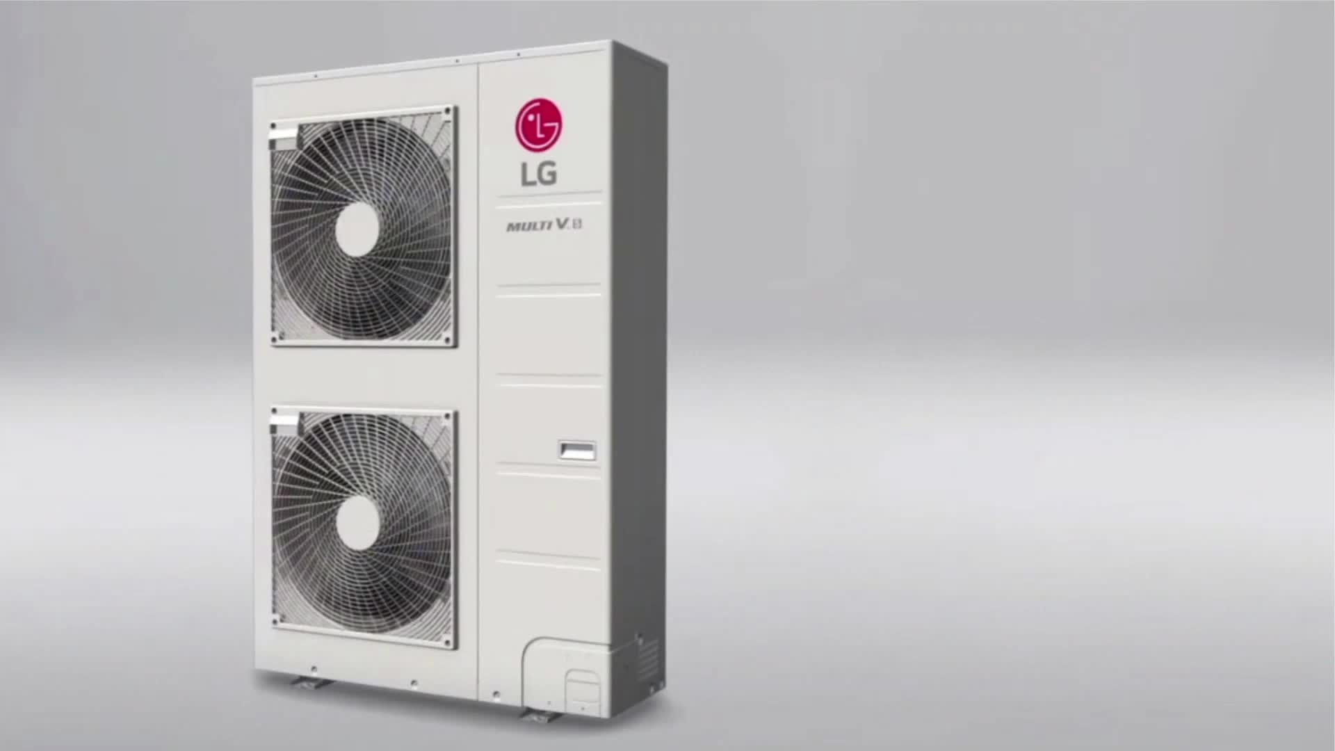 LG Multi VS ARU0163WS4 15.5kw Cooling and Heating VRF