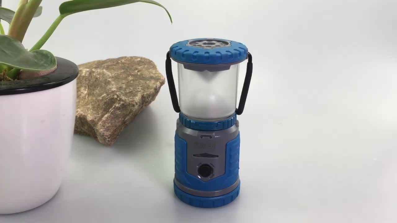 factory OEM wholesale outdoor mini small hanging portable waterproof emergency usb rechargeable magic cool LED camping light