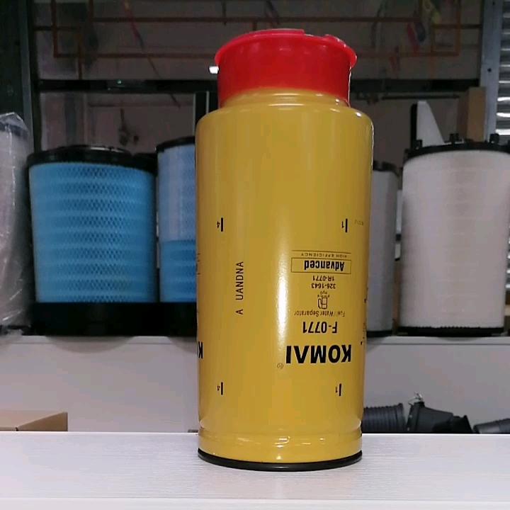 1R0771 1R0781 3261643 캐터필라 물 분리기 연료 여과기