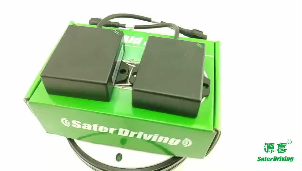 Tüm Arabalar için kör nokta algılama sistemi, uyarı işıkları park kör nokta sensörü desteği Yan Güvenlik Sistemi OEM XY-BS01