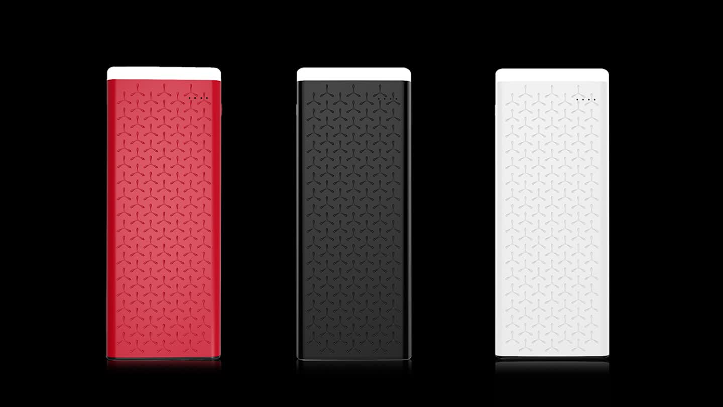 Innovative new products charge 2 devices 16000mah the best power bank mobile charger