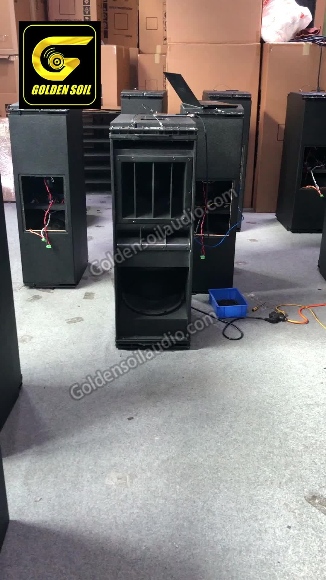 """TTL55 Line Array Speaker Double 12 Inch Line Array Speaker Line Array 12 """"Speaker"""