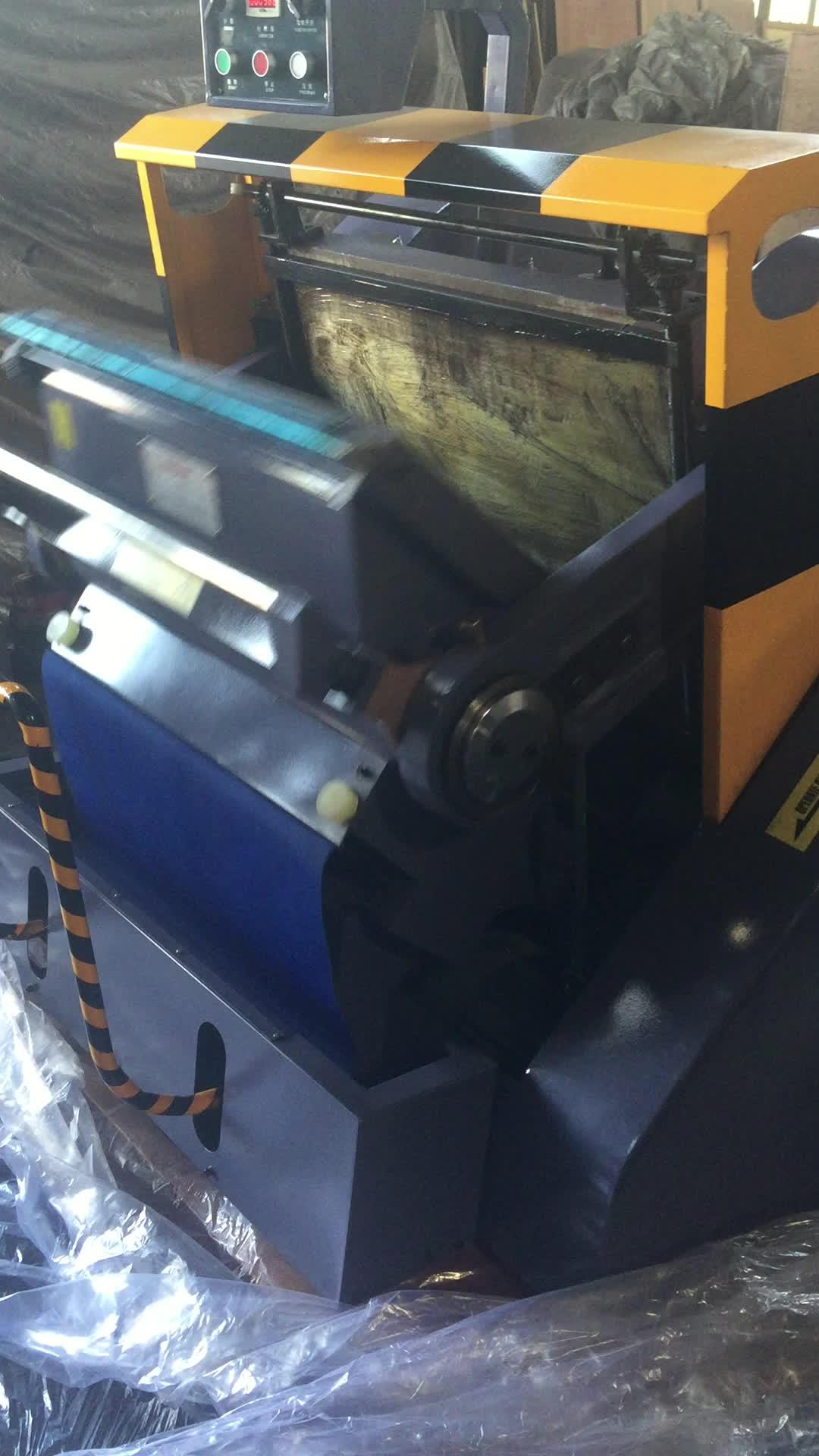 ML-1040 Cardboard Paper Die-cutting Machine