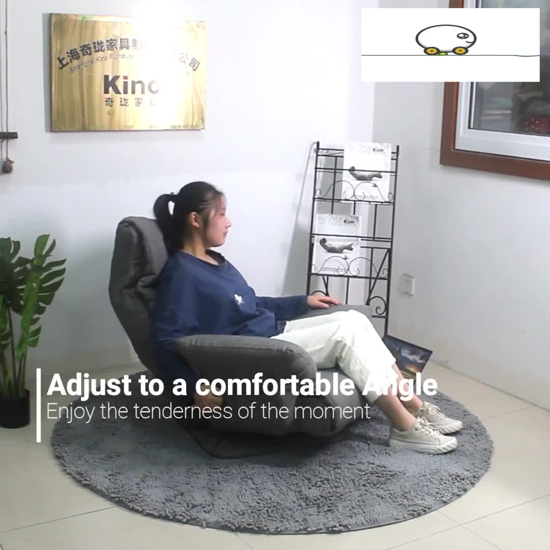 Boden Moderne Klapp Einzigen Stuhl Sofa Bett, Europäischen Stil Faul Sofa Im Wohnzimmer Möbel, Swivel sofa stuhl