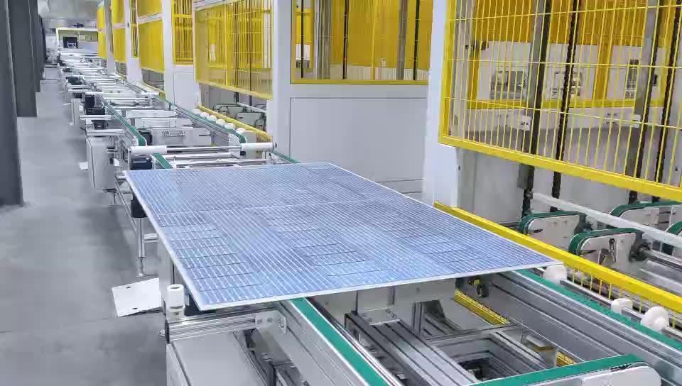 solar power panel 440W mono half cell solar products