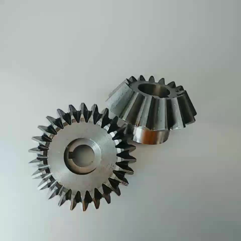 Crown Wheel and Pinion Bevel Gear
