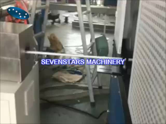 fiber reinforced PVC suction shower hose making machine