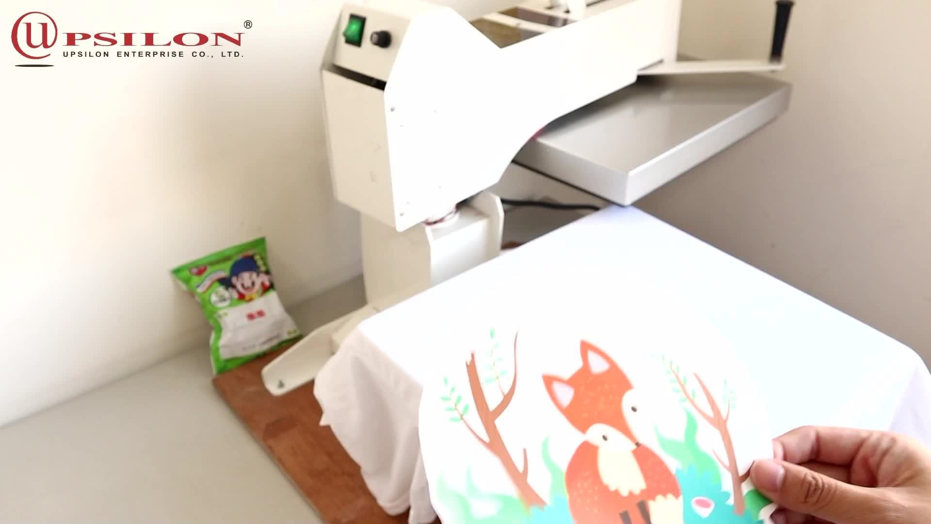 DIY Light Textile Laser Printable Heat Transfer Film