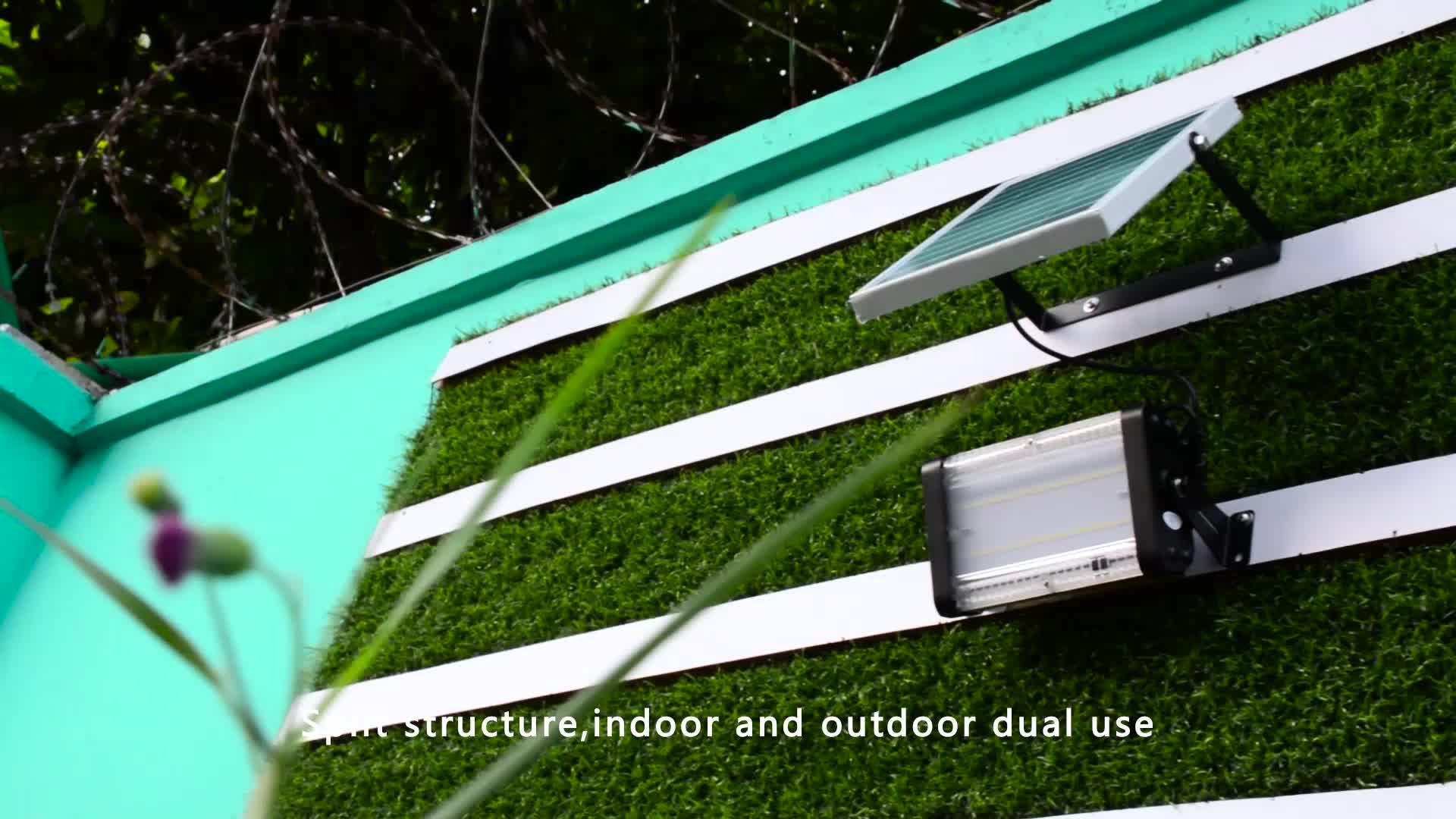 Portable led solar motion sensor light outdoor lighting for parking garage lighting