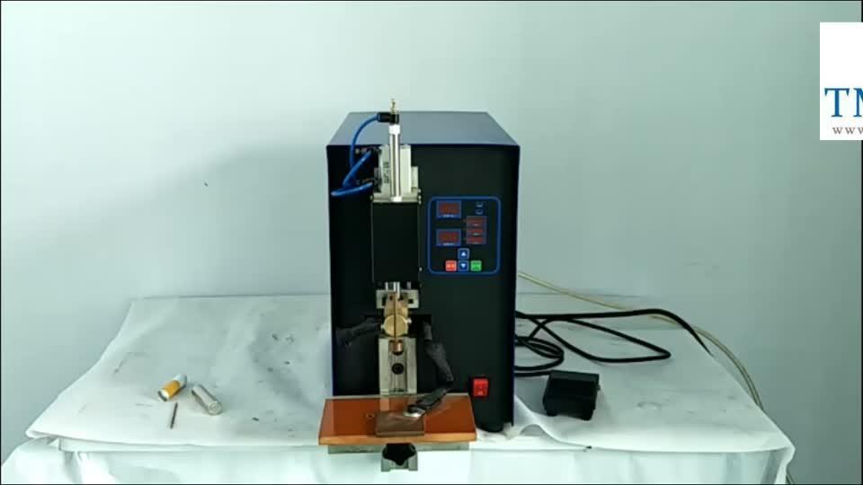 18650, Lityum Piller İçin Hassas Mikro Nokta Kaynakçı / Akü Nokta Kaynak Makinesi