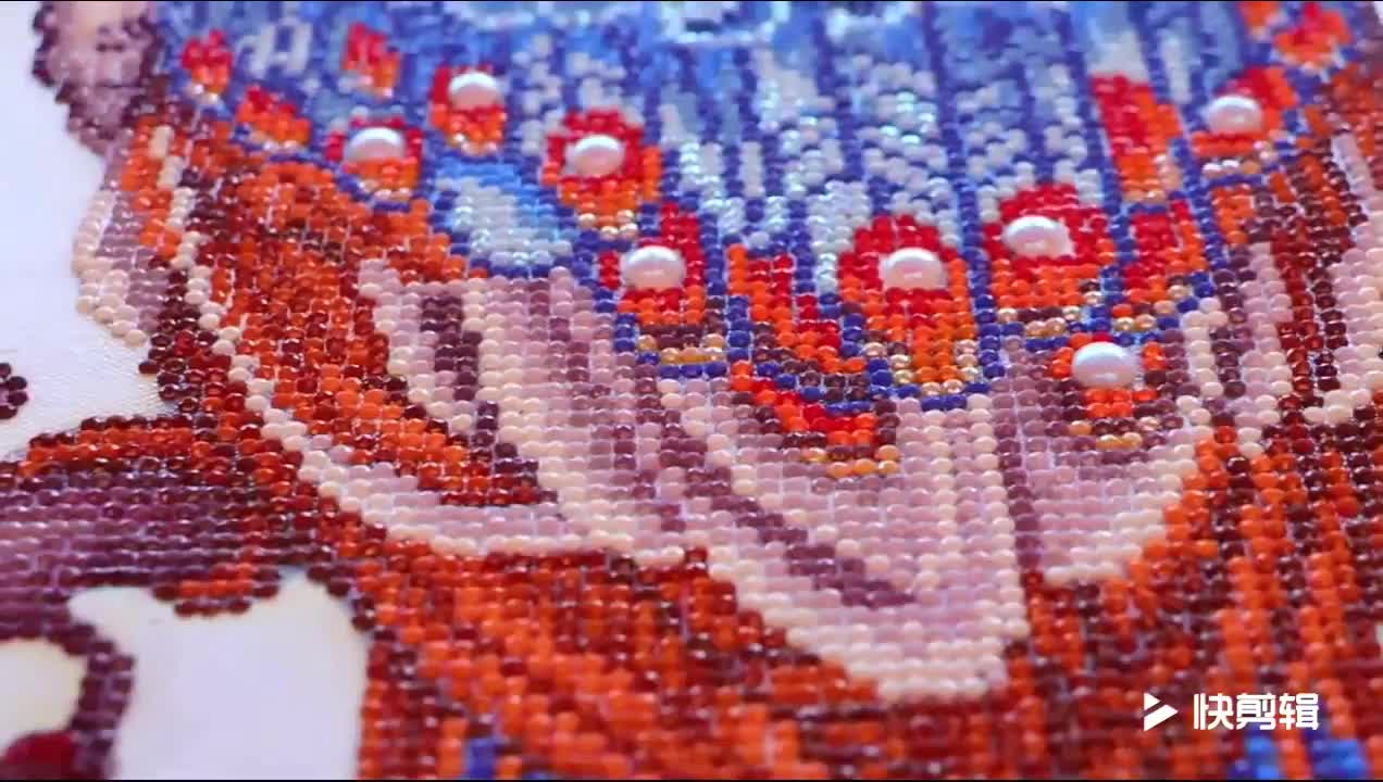 Penuh Bor Elegan dan Indah Merak Bordir Cross Stitch Seni Kerajinan Kanvas Dekorasi Dinding Diamond Lukisan Kit