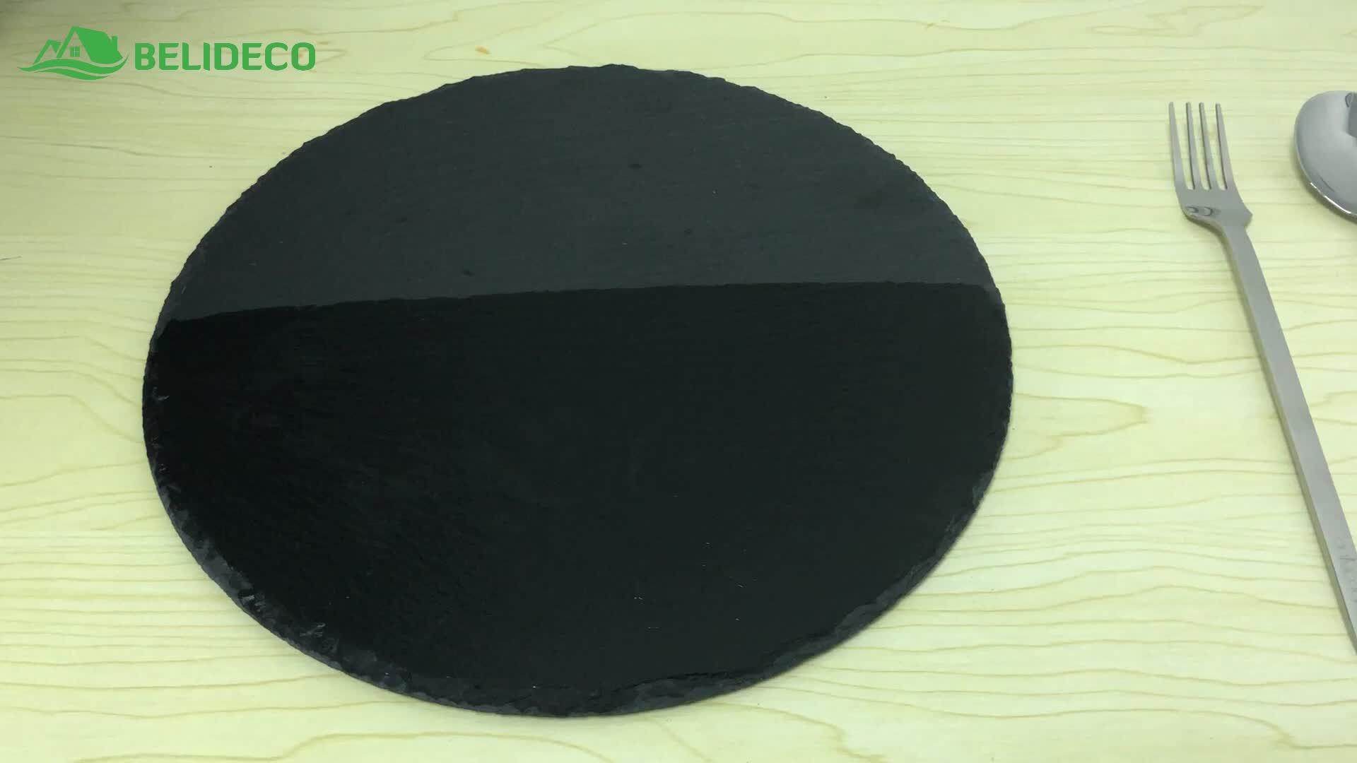 Escolher a Idade da Pedra ardósia Slate cheese board com Giz E Queijo Parmesão De Pedra Sabão