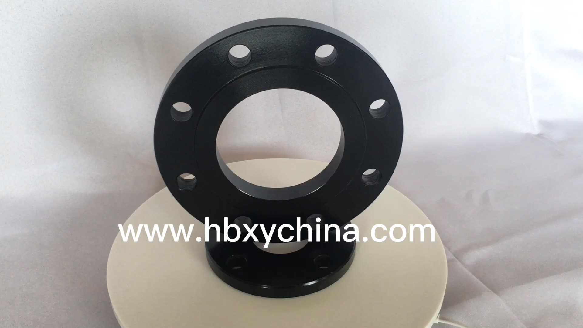 Bridas de placa DIN para soldar en tuberías, brida de alta presión, HeiBei XINYUE